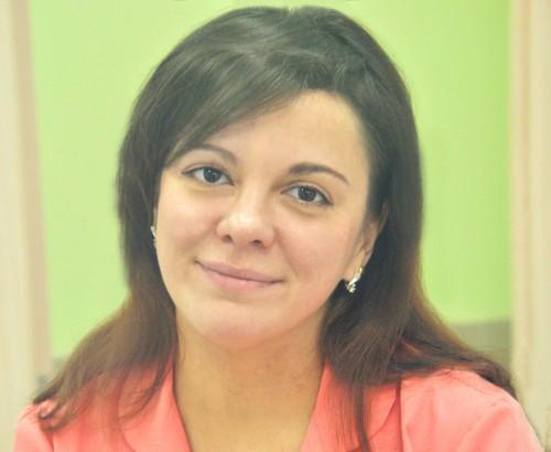 Безбородова Екатерина Валерьевна — Главный врач